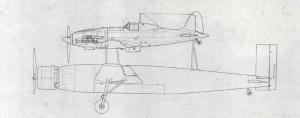 MACCHI MC-202 SI AMBROSINI A.R.