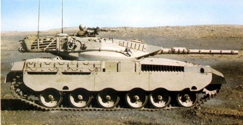 merkava_1_main_battle_tank_Israeli_Army_Israel_005