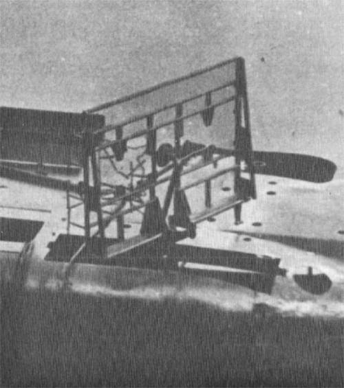 ANTENA RADAR FuMO-65 PE TYPE XXI