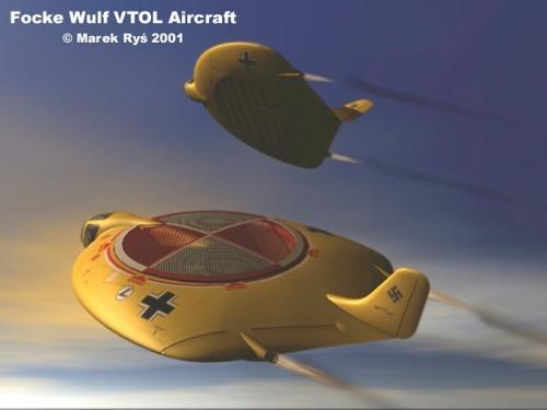 Focke-Wulf Schnellflugzeug Rochen -desen