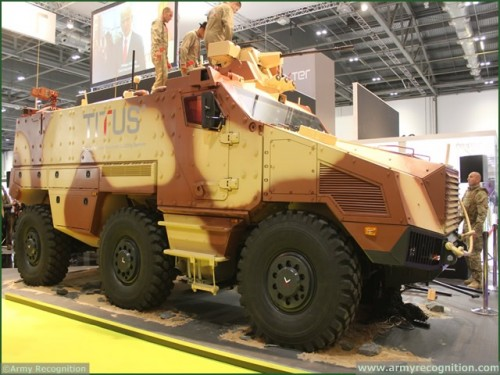 DSEI_titus_armoured_vehicle_3_Tactical_Infantry_Transport_Utility_System_nexter_zps52ed32e4