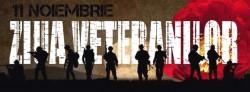 11 noiembrie ziua veteranilor TO
