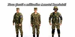 tinuta uniforma camuflaj MApN 1