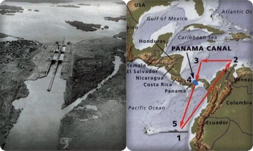 ECLUZA GATON -PANAMA